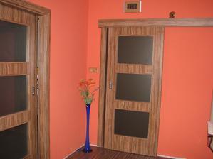 dvere obyvačka+ kuchyna