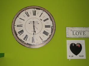 darček od manžela...hodiny
