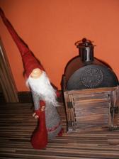 vianočny škriatok