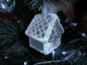 skleneny domček