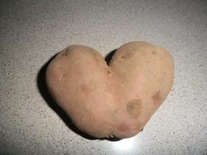 toto zemiakove srdiecko som nasla v 5kg vreci..
