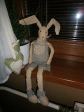 velkonočny zajko