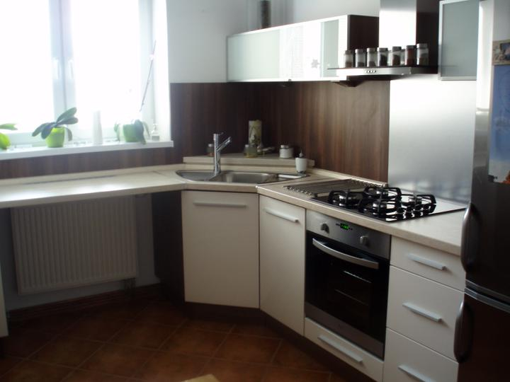 Bytová kuchyňa (v rámci obmedzeného rozpočtu) - Obrázok č. 1