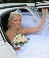 ...příjezd nevěsty