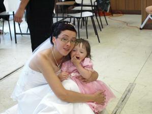ja a moje krsniatko Lilianka