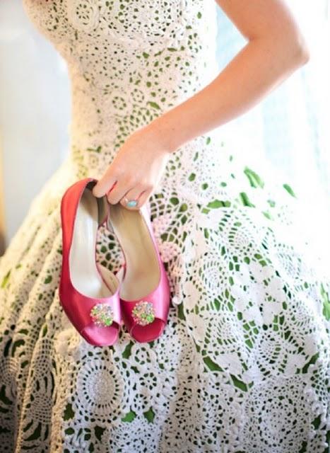 Tajná, romantická, květnová... - šaty paráda