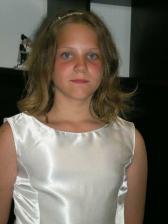 Kristýnka, moje družička :)
