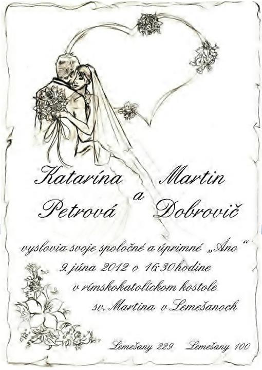 Katka {{_AND_}}Martin - Obrázok č. 1