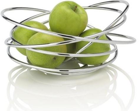 Kuchynské dizajnové doplnky na www.dekoraciedobytu.sk - Dizajnová misa na ovocie Fruit Loop
