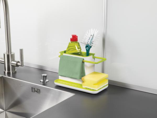 Kuchynské dizajnové doplnky na www.dekoraciedobytu.sk - Sada na čistiace pomôcky CADDY