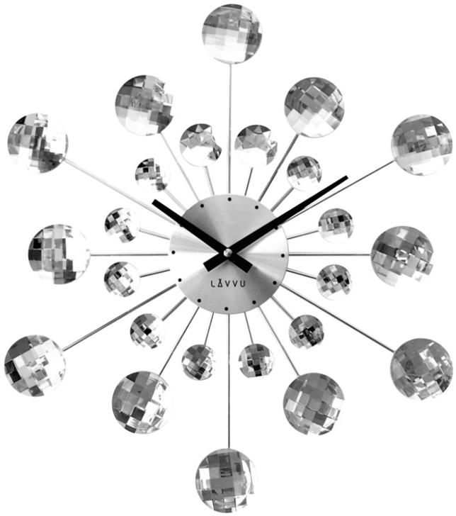 Dizajnové hodiny LAVVU - https://www.dizajnove-doplnky.sk/nastenne-hodiny/designove-hodiny
