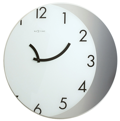 Nastenne hodiny Off Center 43 cm - Obrázok č. 1