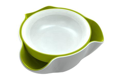 Double Dish Dvojitá miska 18x17x7,5cm - Obrázok č. 2