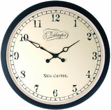 Nástenné hodiny Nextime ANTIK 25cm - Obrázok č. 1