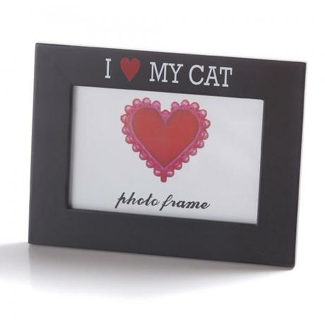Fotoram I LOVE MY CAT - Obrázok č. 1