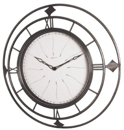 nástenné hodiny Nextime FENCE 40cm - Obrázok č. 1