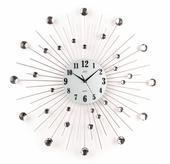 Dekoratívne hodiny na stenu  HJ20 70 cm,