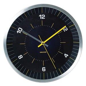 Nástenné hodiny 5432 Karlsson 30cm - Obrázok č. 1