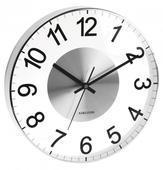 Nástenné hodiny do kúpeľne 5404 Bk Karlsson 30cm,