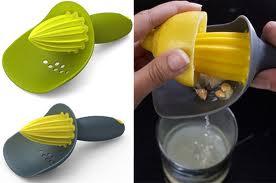 Odšťavovač so sitkom CATCHER zelený/žltý - Obrázok č. 1