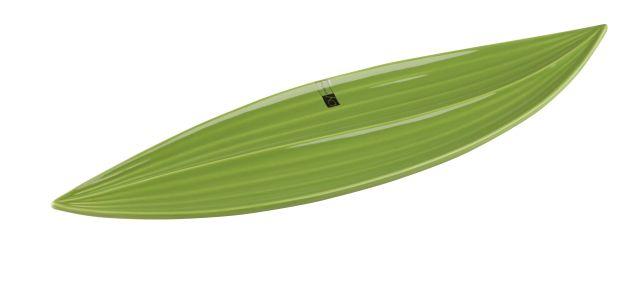 Miska s unikátnym dizajnom v tvare listu 51cm - Obrázok č. 1