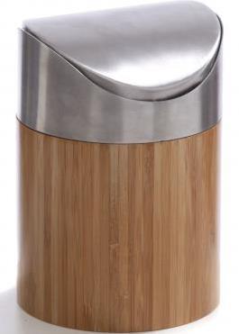 Kôš na drobné odpadky BAMBUS - Obrázok č. 1