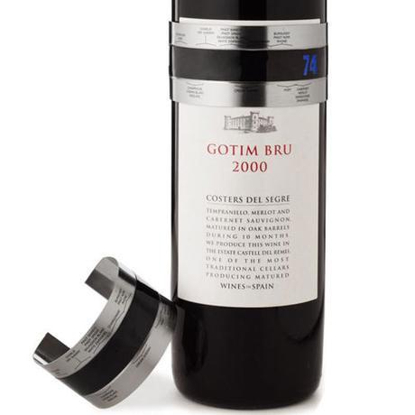 Teplomer na víno UNO - Obrázok č. 2