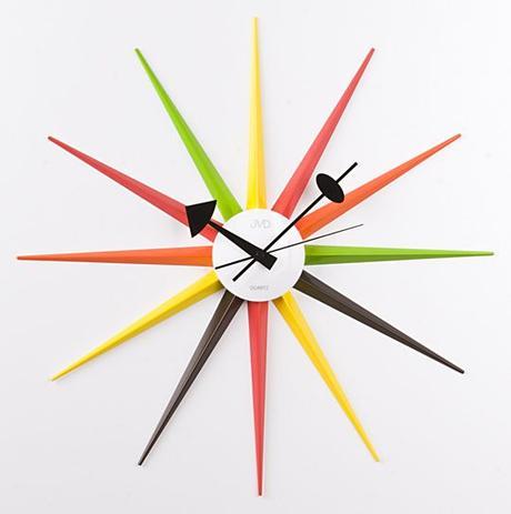 Nástenné hodiny HT500.1 50cm - Obrázok č. 1