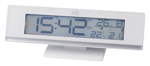 Dizajnový rádiom riadený budík JVD system RBN21.1  - Obrázok č. 1