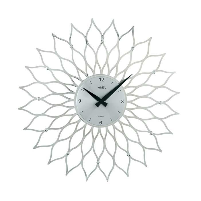 Nástenné hodiny 9358 AMS 39cm - Obrázok č. 1