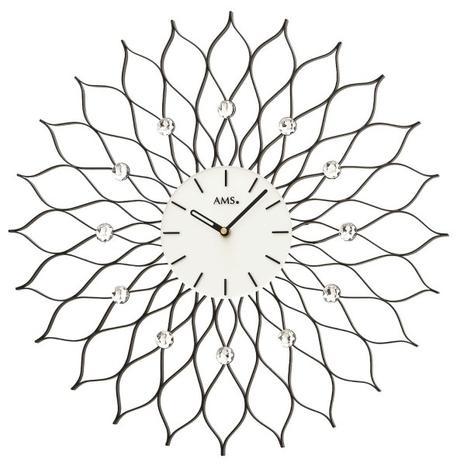 Nástenné hodiny 9383 AMS 50cm - Obrázok č. 1