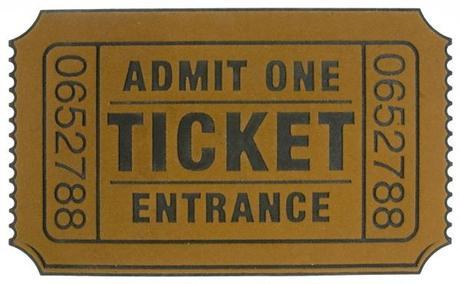 Rohožka Balvi Ticket - Obrázok č. 1