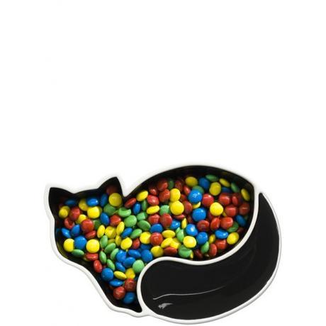 Porcelánová miska mačka SAGAFORM Animal - Obrázok č. 1