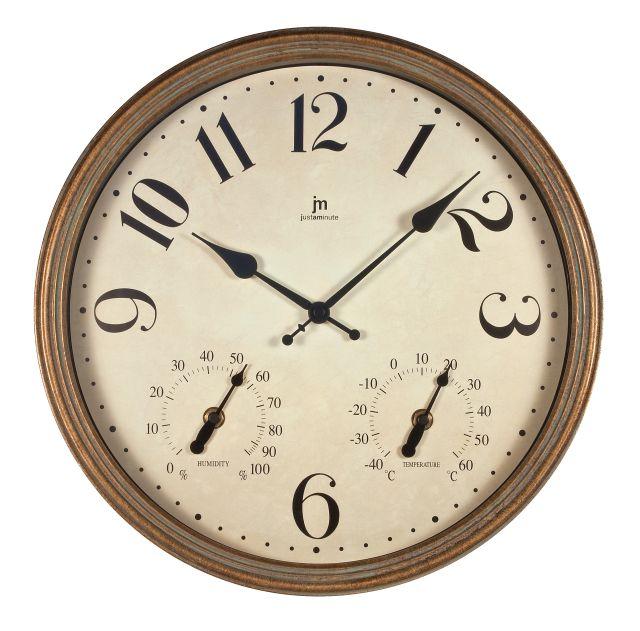 Nástenné hodiny Lowell 14708 36cm - Obrázok č. 1
