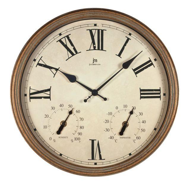 Nástenné hodiny Lowell  14709 36cm - Obrázok č. 1