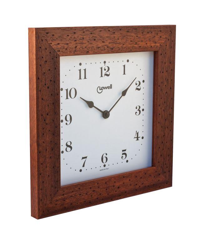 Nástenné hodiny 01744NA Lowell 29cm - Obrázok č. 1