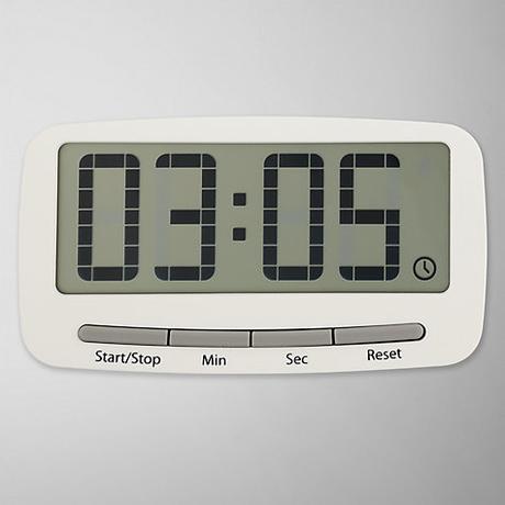 Digitálna kuchynská minútka JOSEPh Clip Timer - Obrázok č. 1