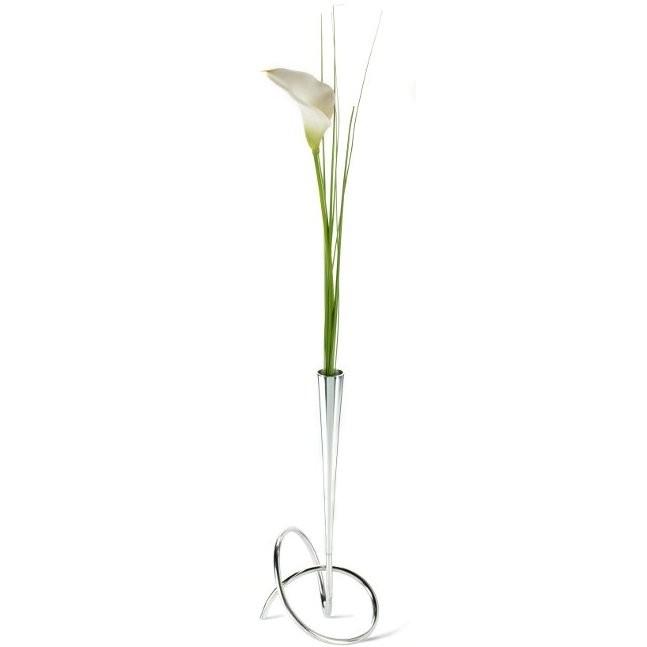 Vázička s kvetinou BLACK-BLUM Flower Loop - Obrázok č. 1