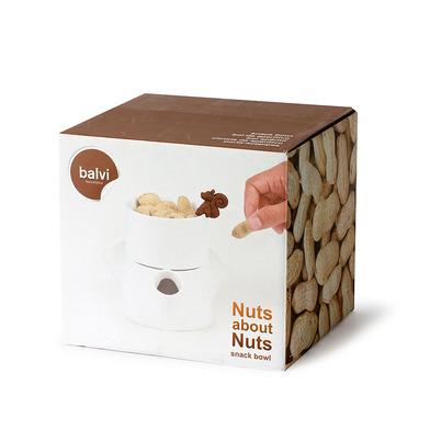 Miska s veveričkou BALVI Nuts About Nuts - Obrázok č. 2