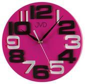 Nástenné hodiny JVD H107.5 25cm,