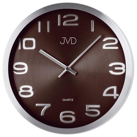 Nástenné hodiny JVD sweep Maxie 9.3 30cm - Obrázok č. 1