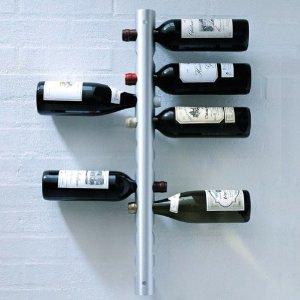 Nástenný držiak na 12 fliaš vína - Obrázok č. 1