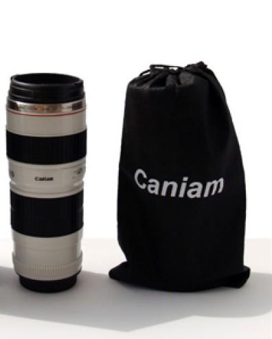 Termoska objektiv CANIAM 400ml - Obrázok č. 1
