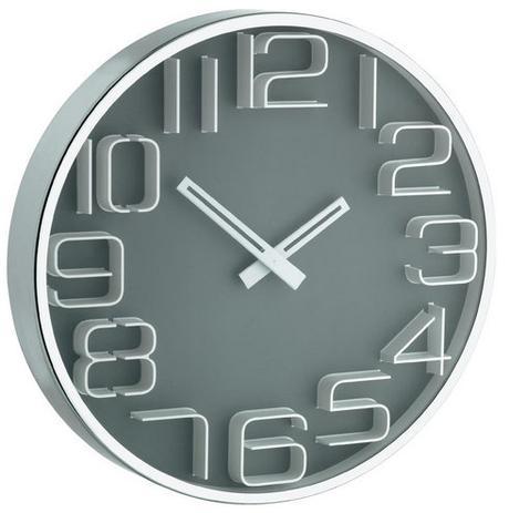 Nástenné hodiny TFA SPACE, 30 cm - Obrázok č. 1