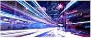 Obraz na plátne 38x100cm HONG KONG C30,