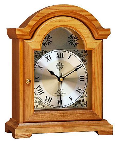 Stolové hodiny JVD HS14.3, 30cm - Obrázok č. 1