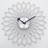 Nástenné hodiny JVD quartz HT133.1, 49cm,