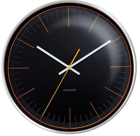 Nástenné hodiny Milano 4082 Karlsson 39cm - Obrázok č. 1