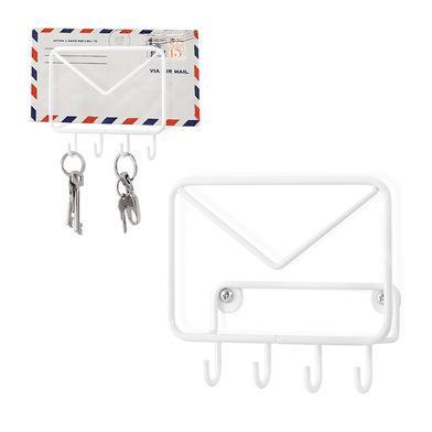 Vešiačik na kľúče a obálky Balvi Mail   - Obrázok č. 1