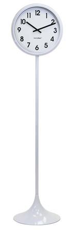 Podlahové hodiny Balvi Jazz biele 171/40cm - Obrázok č. 1